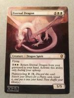 Eternal Dragon, MtG Card Alt by XenFeather