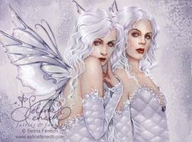 Silver Sisters by SelinaFenech