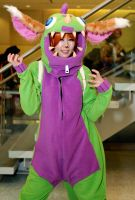 Dino Gnar MTAC 2015 by Lightning--Baron