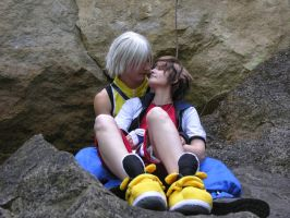 Riku - Love by Zack-Fair-7