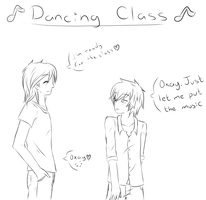 Dance class by Whim-doll
