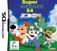 Super WEEGEE 64 DS by Jhonatanwii360