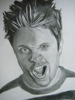 Ray William Johnson by periwii