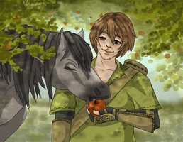RA: Under the apple tree by omni-time