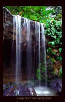 Waterfall 1 by LethalVirus