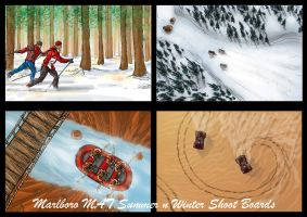 MAT Boards by RStotz