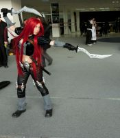 Katarina The Sinister Blade by LilithVentrueXIII
