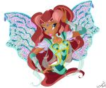 Layla Bloomix by BySarahBrain