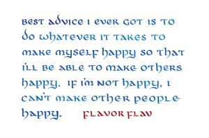 Flavor Flav - Happiness by MShades