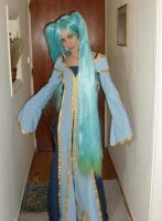 Sona Cosplay Costume Beta 2 by elphiria by Elphiria