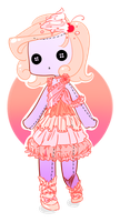 !NAME YOUR PRICE! Sweetie Ragdoll Girl .:OPEN:. by Hana-chan7