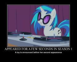 DJ Pon-3 Motivational by CrossoverPrincess