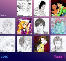 Year Review 2010 by Paakil