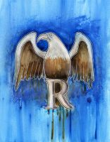 Ravenclaw by LukeFielding