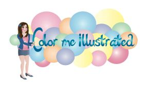 Color me Illustrated by Milkys