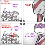 Raph's bad day by Porn1315