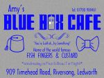 Blue Box Cafe 2 by Carthoris