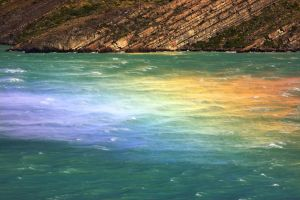 Rainbow Carpet by RitterRunkel