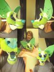 Glow Fursuit .:WIP:. by Ice-Neko890
