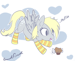 Derpy by CaramelFlower