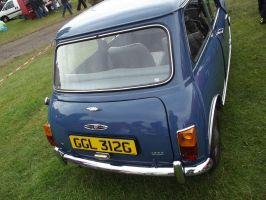 Morris Mini 1000 MkII by JS92