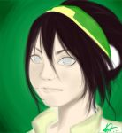 Toph by AleKaiLin