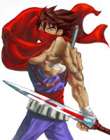 strider hiryu by ZenMasterZ