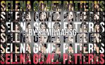 Selena Gomez Patterns by KamilaahSG