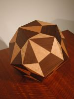 dodecahedron no.2 by sharp-chisel