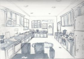 The Lopez Kitchen...from the other view by bigducky