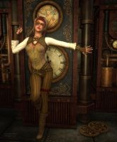 Captain Annes Clockwork by janedj