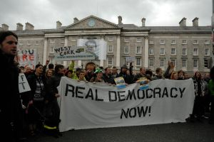 Occupy Dame Street 15 by M-M-X
