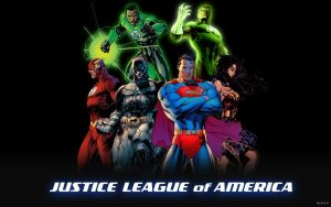 Justice League II by Xionice