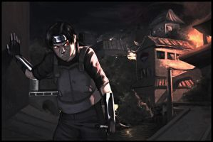 Itachi's Burden Variant by Mad-Ed