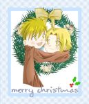 +FMA+ Merry Xmas from Ed n Al by valkyrie-x