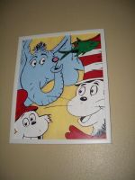 Dr. Seuss Characters by alifsu17