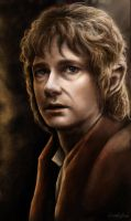 Mr. Baggins by NostalgiaBomb