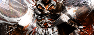 Ezio Signature by Candaftw