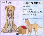 Happy Tails Application: Jupiter by Despereaux-7
