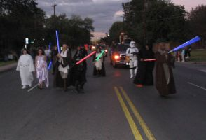 Jedi on the march by Darkside0326