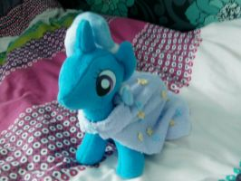 Trixie Commission 4 by DappleHeartPlush