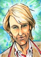 5th Doctor by bphudson