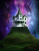 House On A Hill by anniexhx