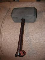 Another Mjolnir by Valcreige