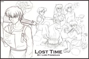 Lost Time-I wouldn't eat that by LostTime