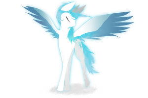 Miss Snowflake by shibitheshadowhound