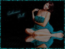 Catherine Bell by Nightshade1979