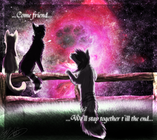 Come friend... by lio-ns