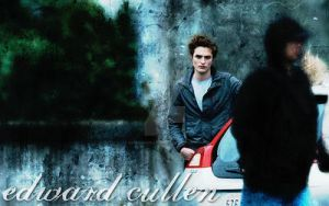 Edward Cullen , Twilight Cast by GaaraAndBillies1Love