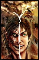 Attack on Titan by Berserk-Cyborg-Panda